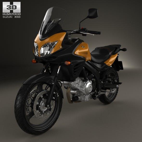 Suzuki V-Strom 650A 2015 - 3DOcean Item for Sale