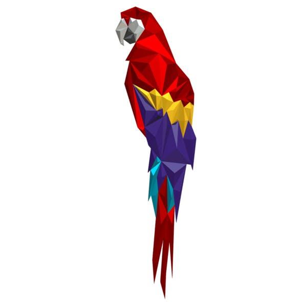 parrot figure 2