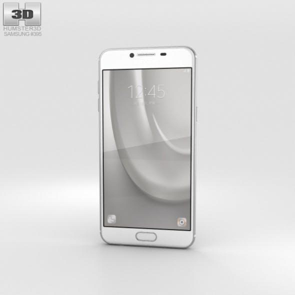 Samsung Galaxy C7 Silver - 3DOcean Item for Sale