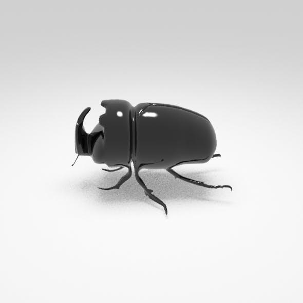 beetle - 3DOcean Item for Sale