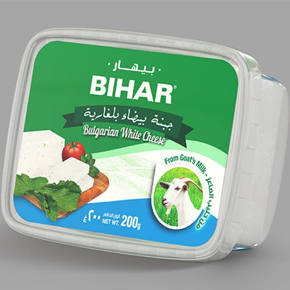 Bihar Cheese - Plastic pack