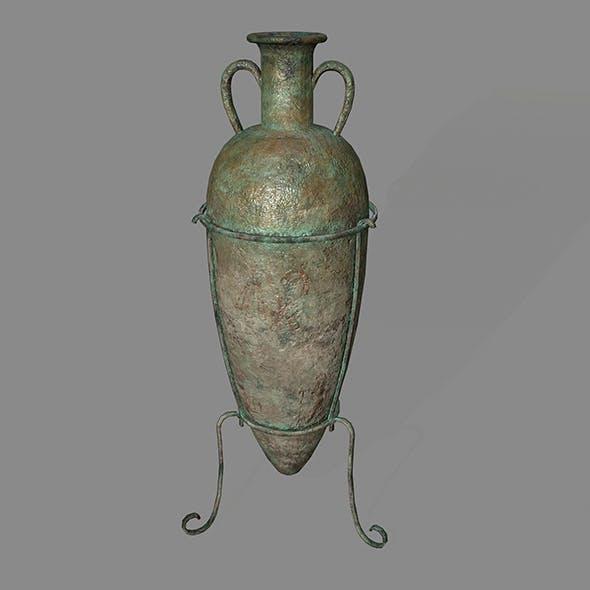 vase 1 - 3DOcean Item for Sale