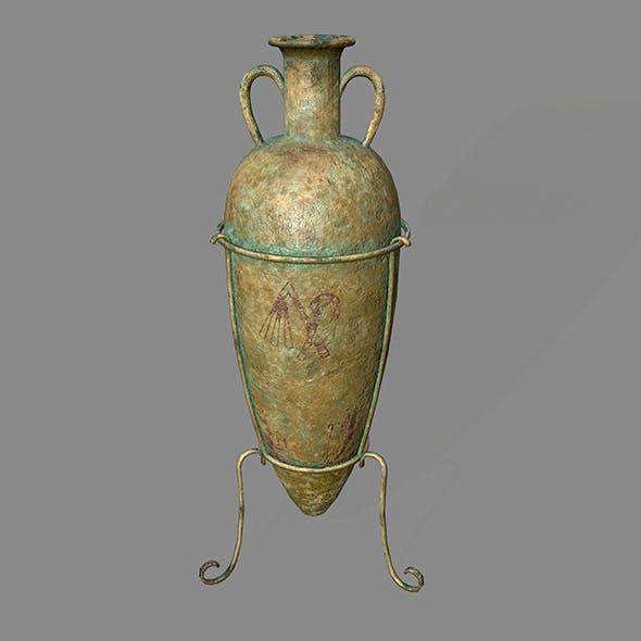 vase 3 - 3DOcean Item for Sale