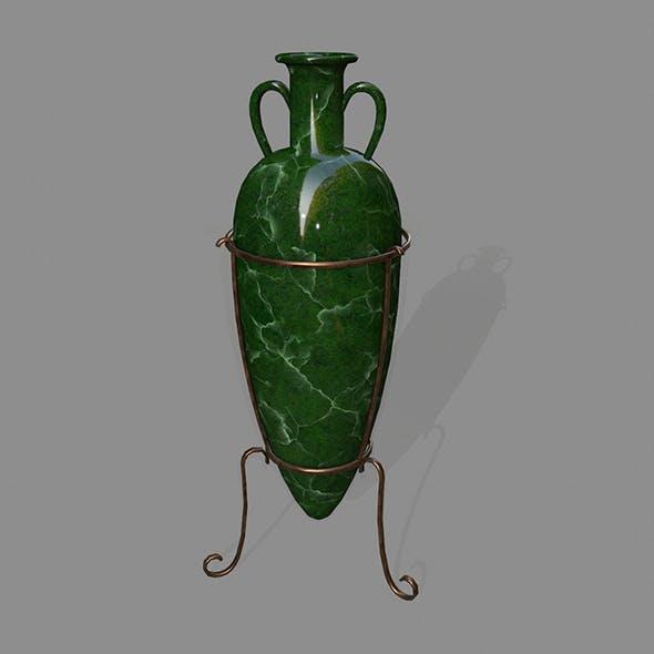 vase 4 - 3DOcean Item for Sale