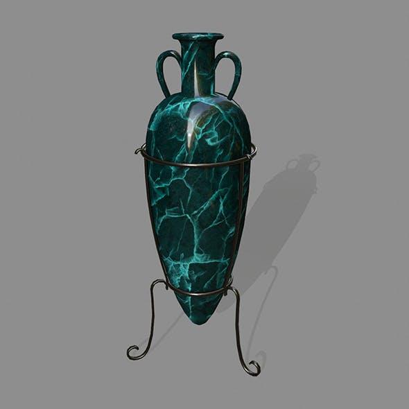 vase 5 - 3DOcean Item for Sale