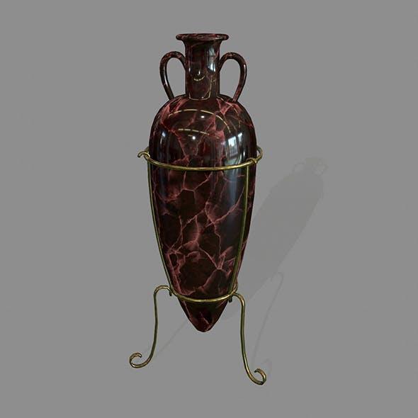 vase 7 - 3DOcean Item for Sale