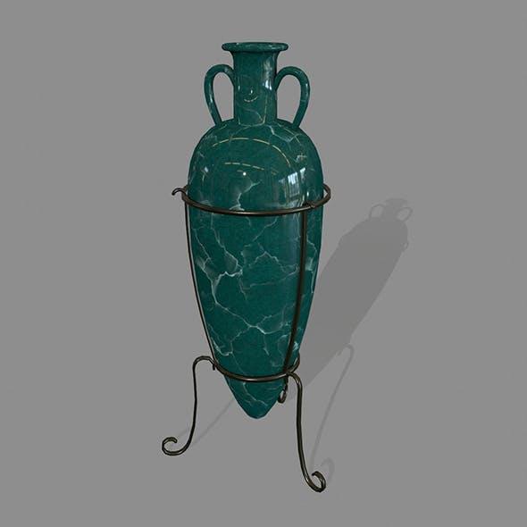 vase 8 - 3DOcean Item for Sale