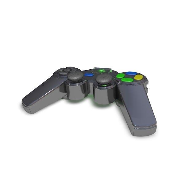 Gamepad Model element v 2.2 - 3DOcean Item for Sale