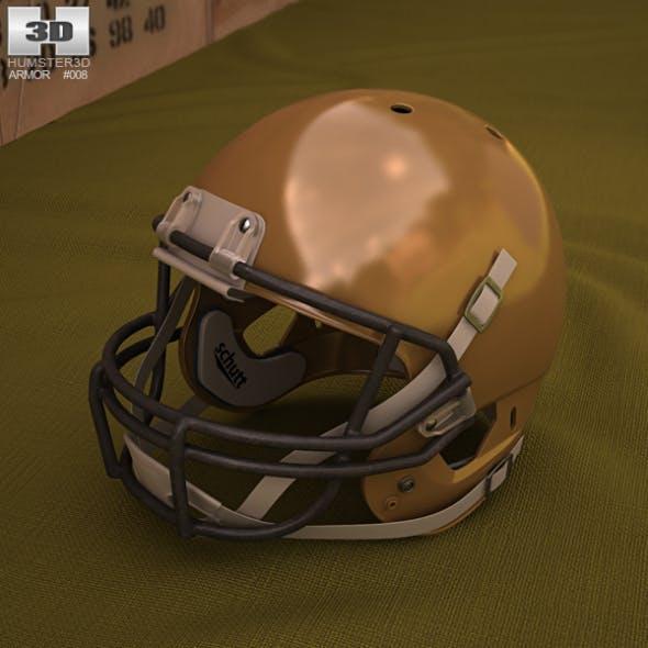 Football Helmet - 3DOcean Item for Sale