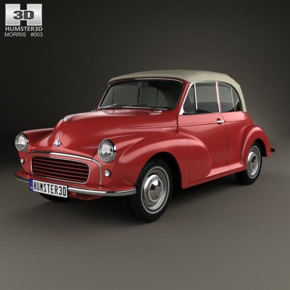Morris Minor 1000 Tourer 1956