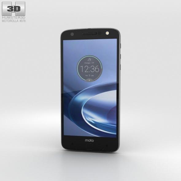 Motorola Moto Z Force Black Lunar Gray