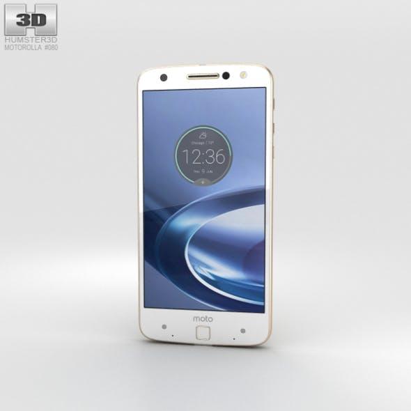 Motorola Moto Z Force Fine Gold - 3DOcean Item for Sale