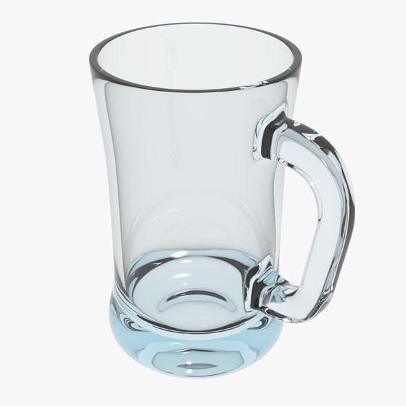 Glass Mug - 3DOcean Item for Sale