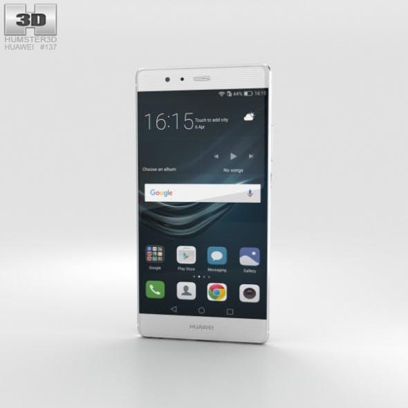Huawei P9 Plus Ceramic White - 3DOcean Item for Sale