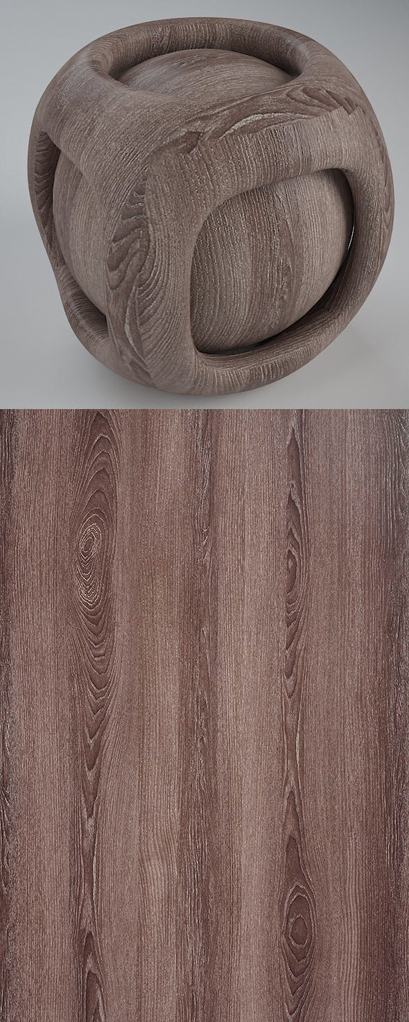 Real Plywood Vray Material Classical Ash - 3DOcean Item for Sale