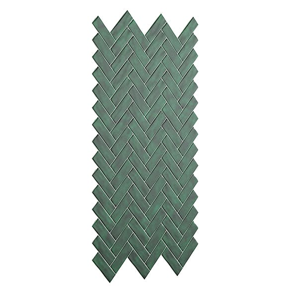 Small Green Wall Panels 3D Model - 3DOcean Item for Sale