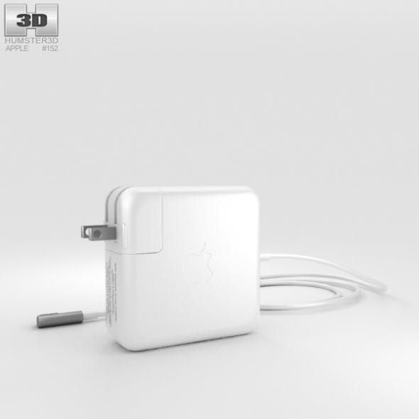 Apple 60W MagSafe Power Adapter - 3DOcean Item for Sale