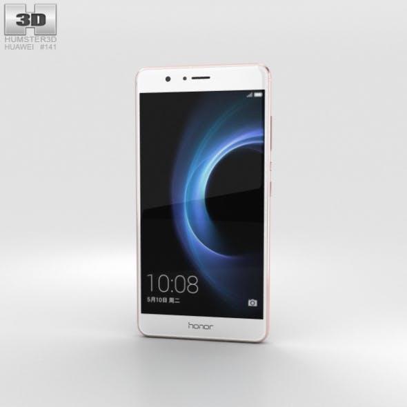 Huawei Honor V8 Rose Gold - 3DOcean Item for Sale