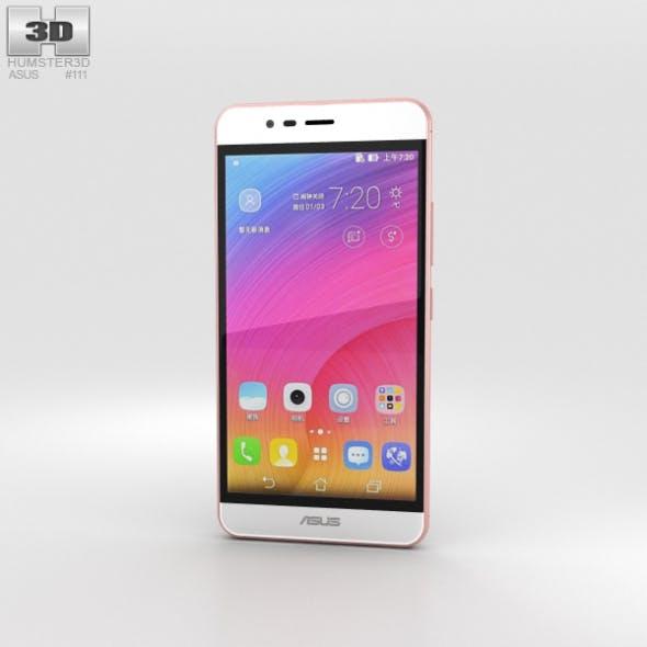 Asus Zenfone Pegasus 3 Rose Gold - 3DOcean Item for Sale