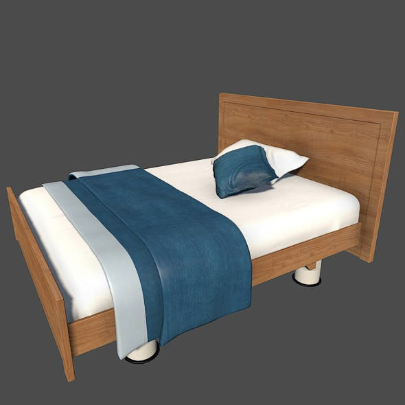 Residential Double Bed