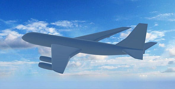 Flight 3d Model - 3DOcean Item for Sale