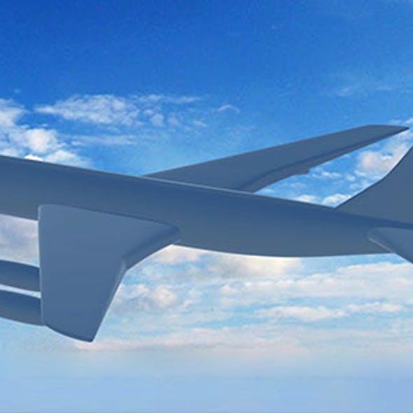 Flight 3d Model
