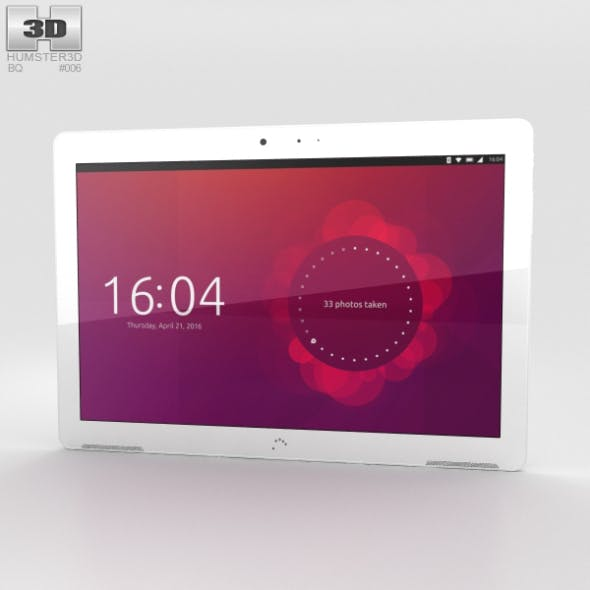 BQ Aquaris M10 White