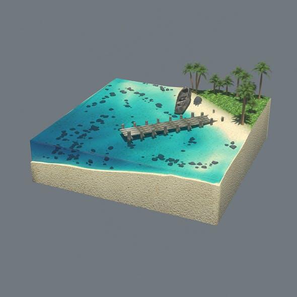 Cube Beach