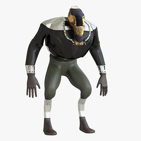 Mutant character