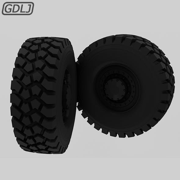 Off-road wheel Tire