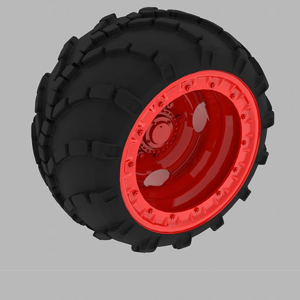 Off-road wheel & Tires