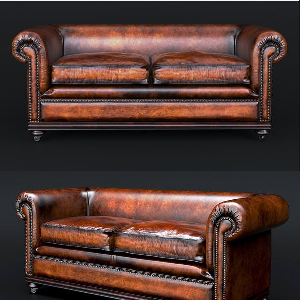 Classic Chesterfield Sofa Charles Churchill