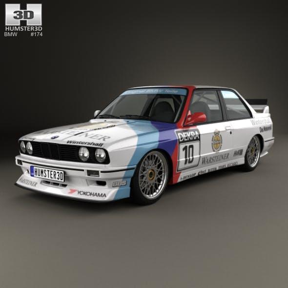 BMW M3 E30 DTM 1992 - 3DOcean Item for Sale