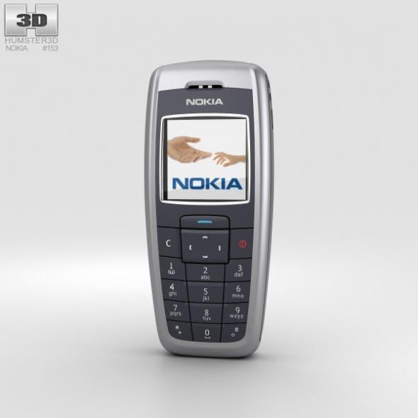 Nokia 2600 Iron Blue - 3DOcean Item for Sale