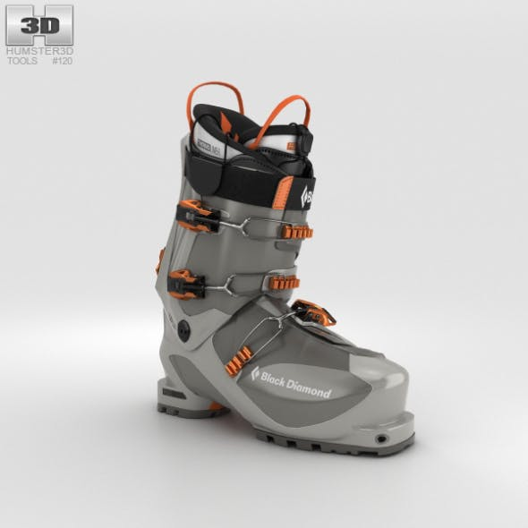 Black Diamond Prime Ski Boot