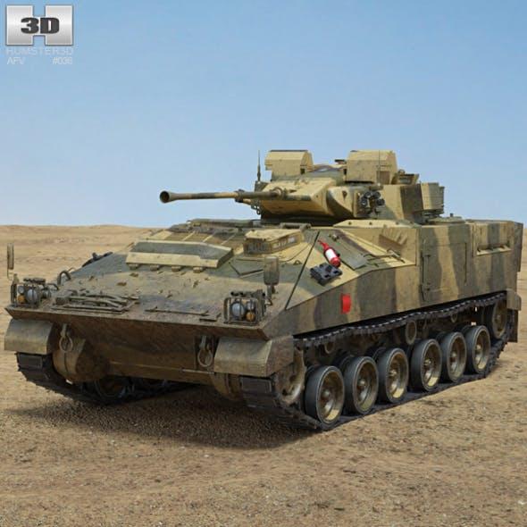 FV510 Warrior - 3DOcean Item for Sale