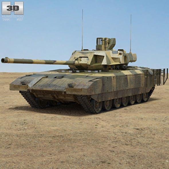 T-14 Armata - 3DOcean Item for Sale