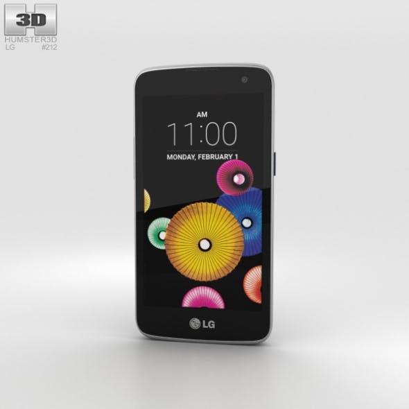 LG K4 Indigo