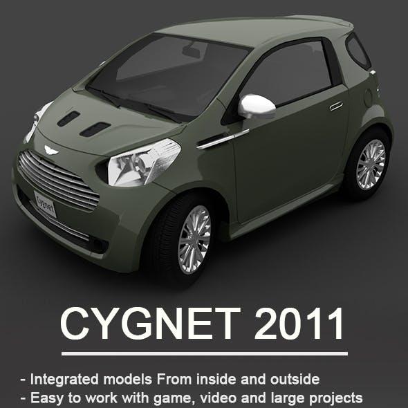 Cygnet car 2011