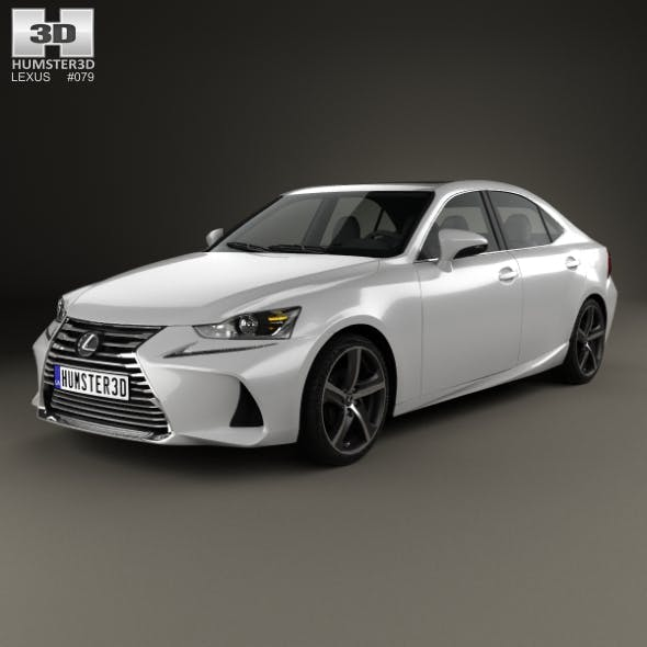Lexus IS (XE30) 350 2016