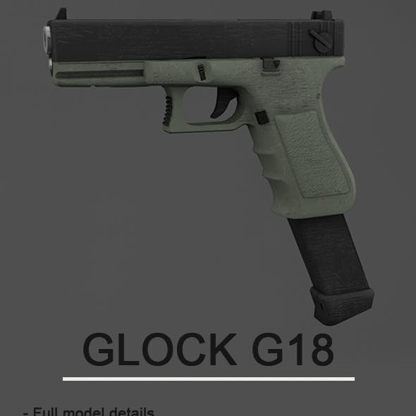 Glock G18