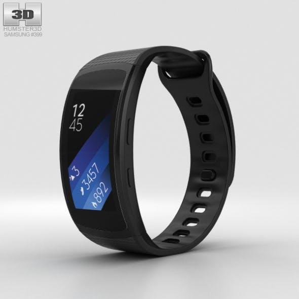 Samsung Gear Fit 2 Black