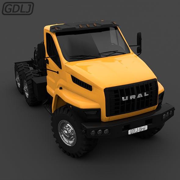 Ural Next Truck 2016