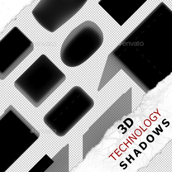 3D Shadow - Tablet 01