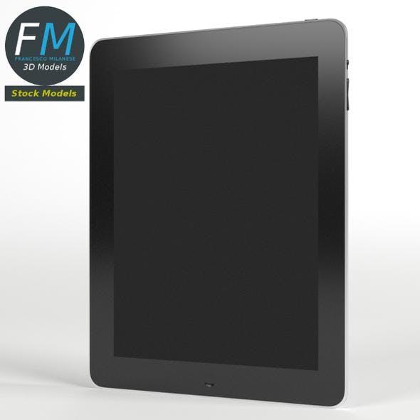 Tablet generic - 3DOcean Item for Sale