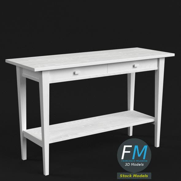 Desk 2 - 3DOcean Item for Sale