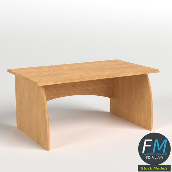 Desk 3 - 3DOcean Item for Sale