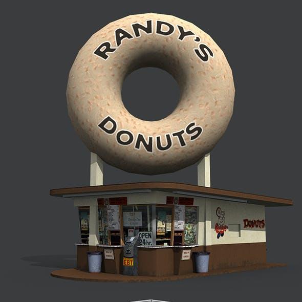 Randy's Donuts Restaurant