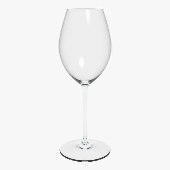 Glass Riedel Superleggero Hermitage - 3DOcean Item for Sale