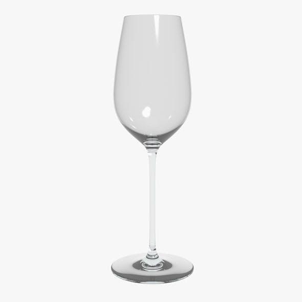 Glass Riedel Superleggero Riesling - 3DOcean Item for Sale